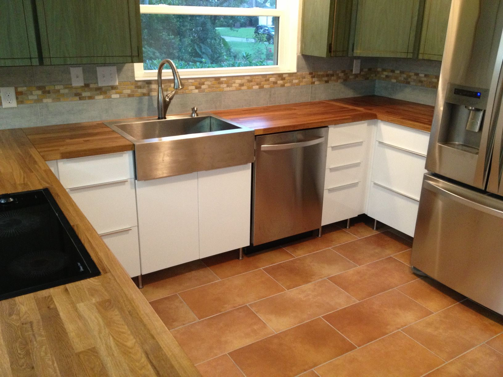 These Beautiful Oak Countertops Were Finished With O S Oil And Wood Er By Edward Julian One Of Our Contest Winners In June 2017