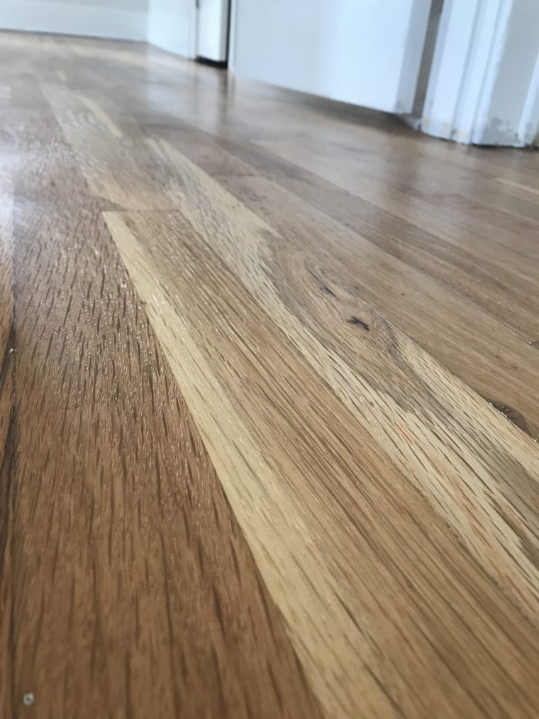 Odies Oil On Ptl Hardwood Floors White Oak